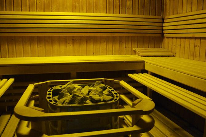 Zapraszamy do skorzystania z sauny